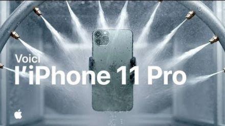 vidéo : Voici l'iPhone 11 Pro