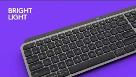 vidéo : Logitech MX Keys : Bande-annonce