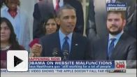 vidéo : Obama Compares Health Insurance To Buying A PlayStation