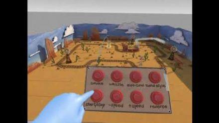 vidéo : Oculus Hand Tracking SDK: Unity Sample Demo
