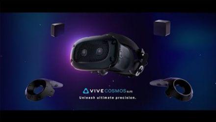 vidéo : Introducing VIVE Cosmos Elite