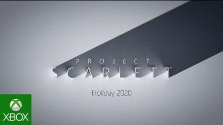 vidéo : Xbox Scarlett Reveal Trailer E3 2019
