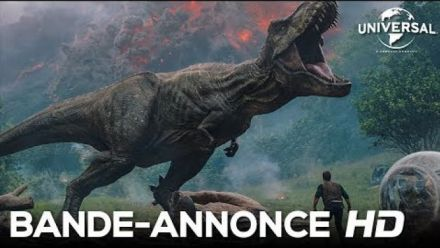 vidéo : Jurassic World 2 : Trailer VF