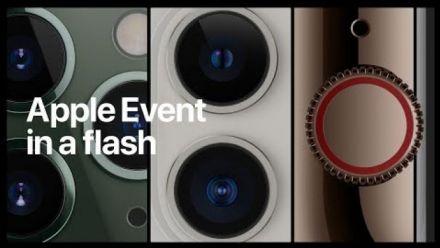 vidéo : Apple Keynote 10 septembre 2019 en 2 minutes