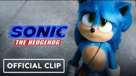 vidéo : Sonic le Film : Sonic face à Robotnik