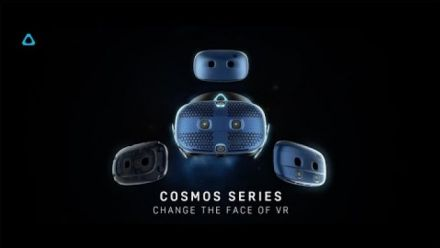 vidéo : VIVE Cosmos | Change the face of VR