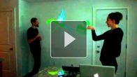 vidéo : Kinect et Windows 7 : la marionnette