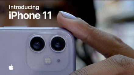 vidéo : Introducing iPhone 11 -- Apple