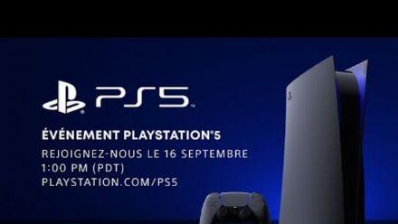 vidéo : ÉVÉNEMENT PLAYSTATION 5 du 16 septembre 2020