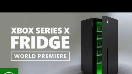 vid�o : Xbox Series X Fridge - World Premiere