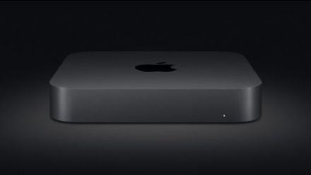 vidéo : Mac mini -- The Arrival -- Apple