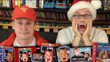 vidéo : Angry Video Game Nerd : tous les jeux Home Alone avec Macauley Culkin