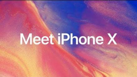 vidéo : iPhone X : Reveal iPhone X Apple