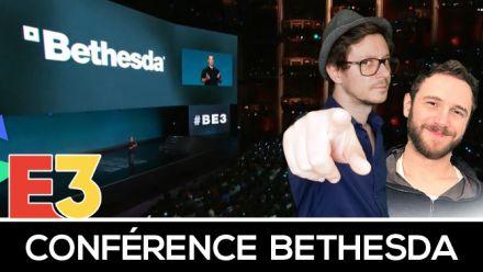 vidéo : E3 2019 : Revivez la conférence Bethesda (Replay)