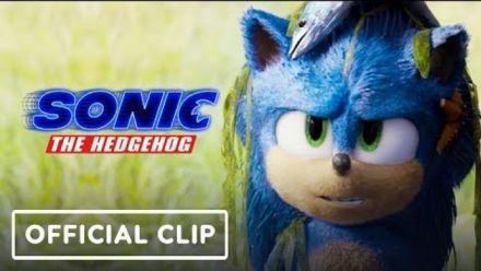 vidéo : Sonic le Film : Sonic et Tom