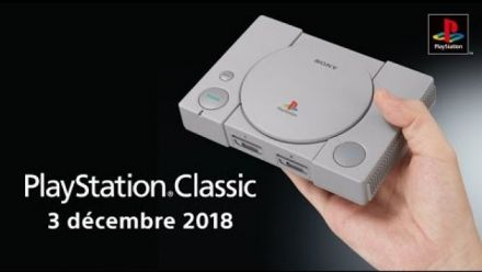 vidéo : PlayStation Classic - Vidéo d'annonce | Disponible le 3 décembre
