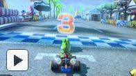 vidéo : E3 : Mario Kart 8, gameplay en course avec Yoshi