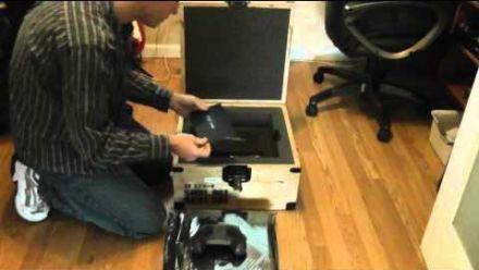 vidéo : Steam Machine Unboxing