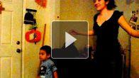 vidéo : Kinect : video accident domestique #1