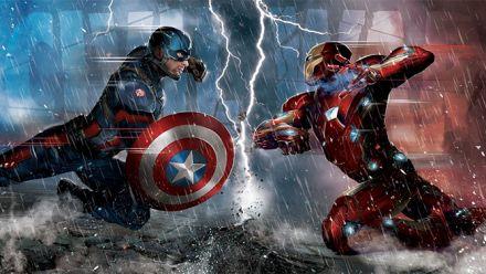vidéo : Captain America Civil War : Première bande-annonce en Français