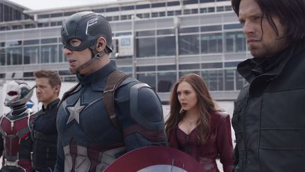 vid�o : Captain America Civil War : Spot TV Super Bowl (Français)