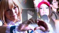 vidéo : Tokyo Game Show 2012 : le cosplay en vidéo
