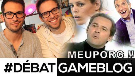 vid�o : #DébatGameblog : les médias vont-ils arrêter de se moquer du jeu vidéo ?