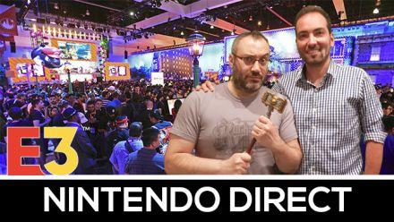 vidéo : E3 2019 : Nintendo Direct avec Trazom et Tiger (Replay)