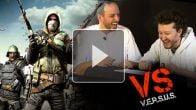 vid�o : VERSUS #63 : marre des jeux de guerre ?