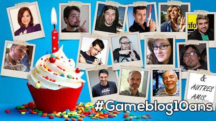 vidéo : #Gameblog10Ans : Le Live Marathon Partie 1
