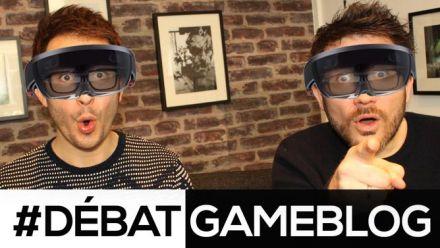 vidéo : #DébatGameblog : HoloLens plus fort qu'Oculus ?