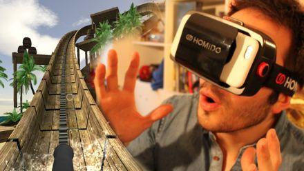 vidéo : Homido : présentation du masque de Réalité Virtuelle français