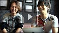vid�o : Kojima & Shinkawa : notre interview sans question onmouseover=