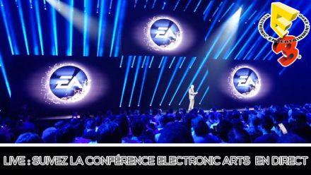 vidéo : E3 2014. Conférence EA en LIVE (commentée par la rédac)