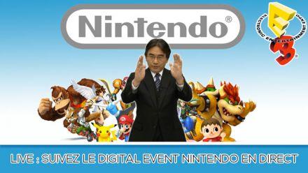 vidéo : E3 2014. Digital Event Nintendo en LIVE (commentée par la rédac)