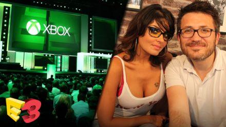 vidéo : REPLAY. #E3Gameblog : suivez la conférence Microsoft en LIVE avec Carole et Julo