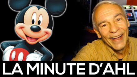 vidéo : La Minute d'AHL : Mickey dans le jeu vidéo