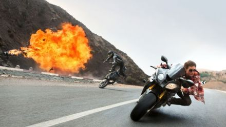 vid�o : Mission Impossible Rogue Nation - Conduite sauvage