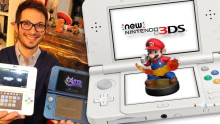 vidéo : New Nintendo 3DS : présentation des consoles françaises