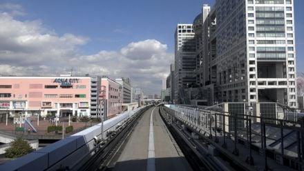 vidéo : Tokyo Street View : Yurikamome Hyperlapse