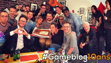 vidéo : #Gameblog10Ans : la vidéo intégrale de l'anniversaire