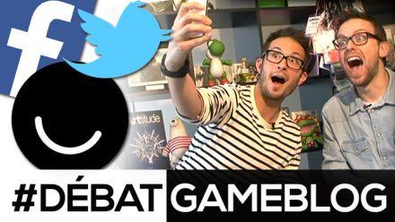 vidéo : #DébatGameblog : réseaux sociaux, stop ou encore ?