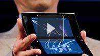 vidéo : S1 et S2 : Sony présente ses tablettes