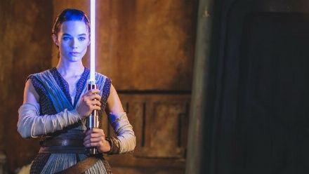 vidéo : Star Wars : Real Lightsaber de Disney