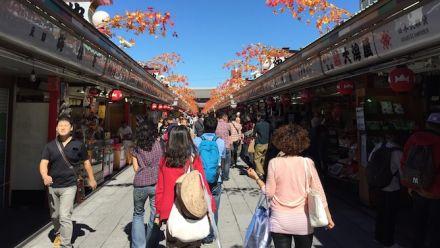 vid�o : Tokyo Street View : découvrez le Sensô-ji à Asakusa