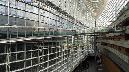 vidéo : Tokyo Street View : découvrez le Tokyo International Forum
