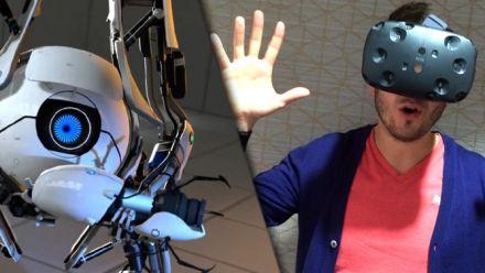 vidéo : Réalité Virtuelle : on a testé l'impression Vive de HTC et Valve