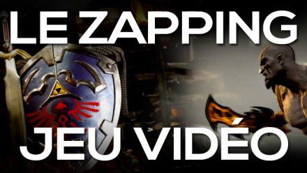 vidéo : Le Zapping Jeu Vidéo : la réalité virtuelle va changer nos vies