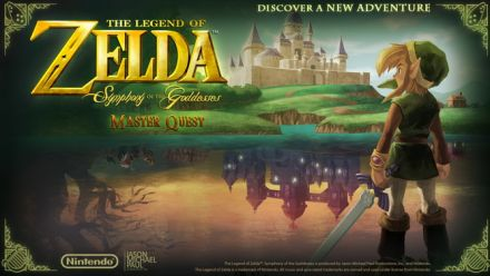 vid�o : Concert Zelda Symphony of the Goddesses, encore quelques places