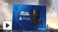 vid�o : This Is For The Players | PS4 Launch advert | #4ThePlayers